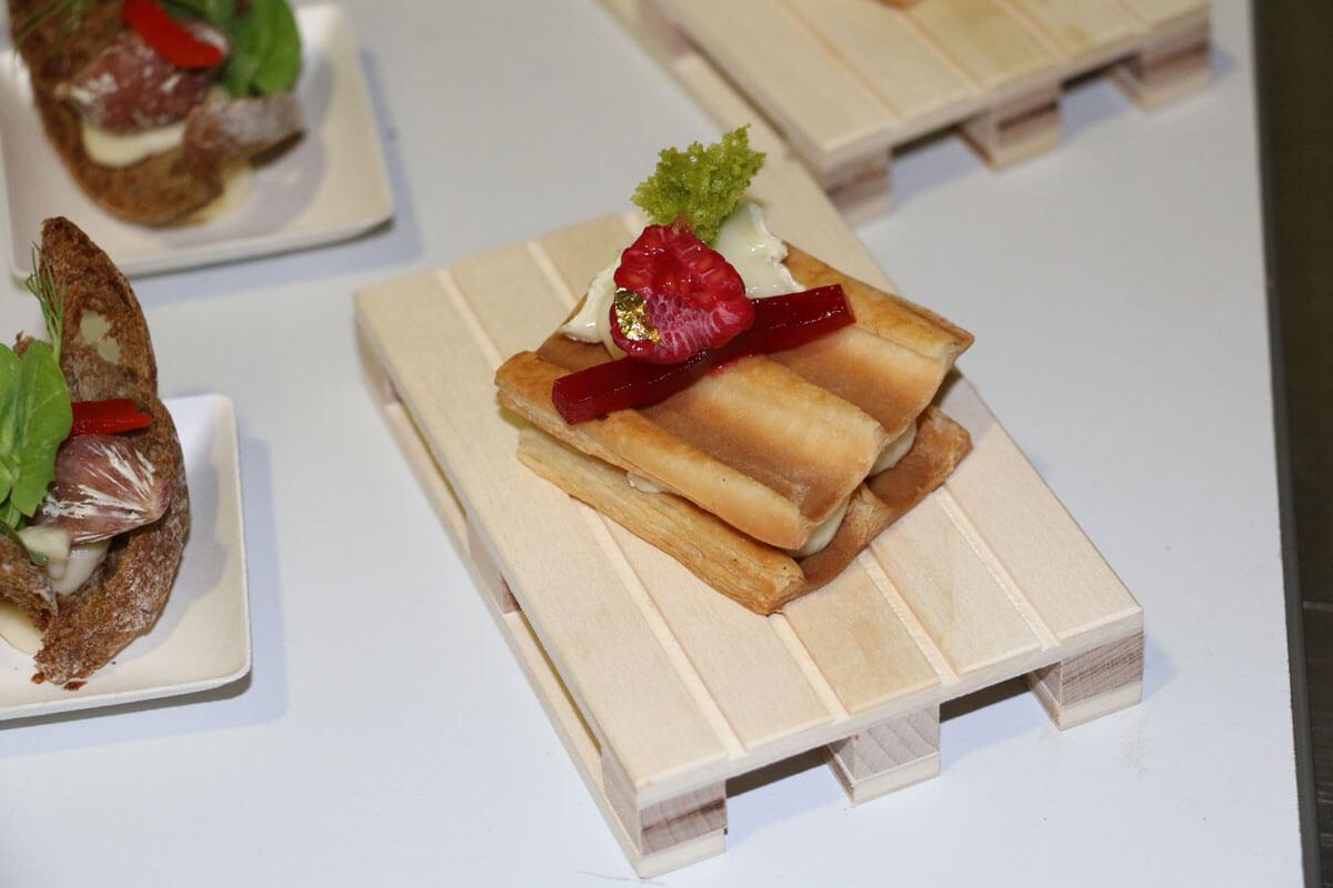 Pasteleria Monpla - Catering Salado